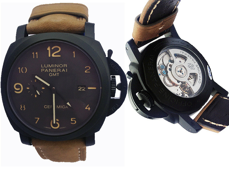 Panerai 3 Days GMT